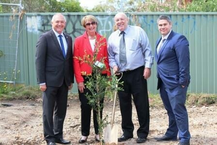Milestone groundbreaking of Central Coast Living Options development supported by Community Sector Banking – one of Australia's first NDIS housing projects